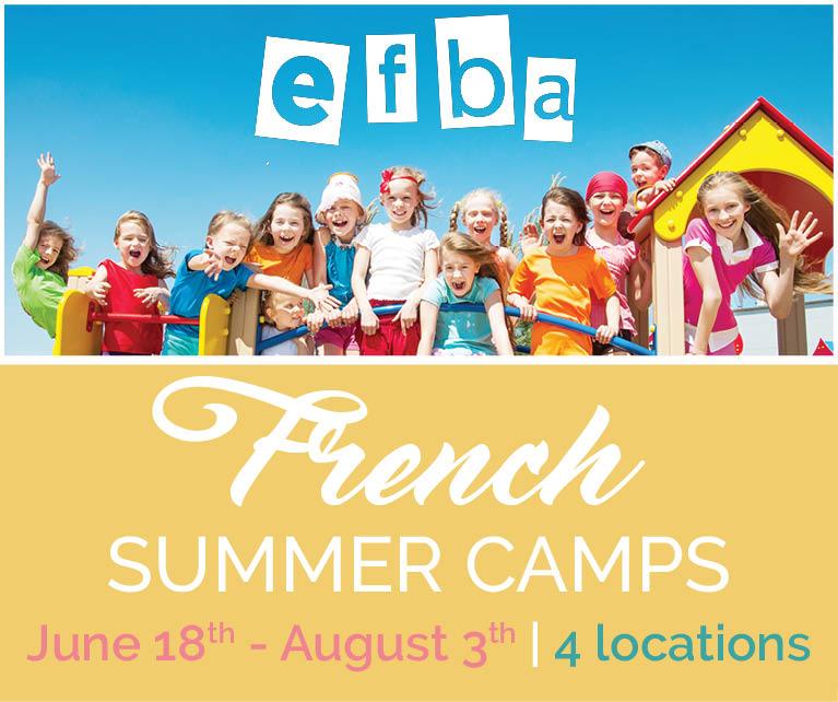 EFBA Summer Camps 2018