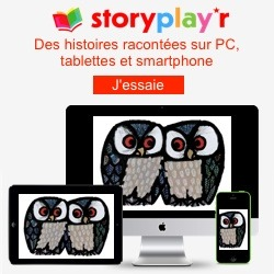 storyplayr and Les Petits Livres