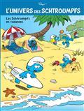 Les schtroumpfs en vacances